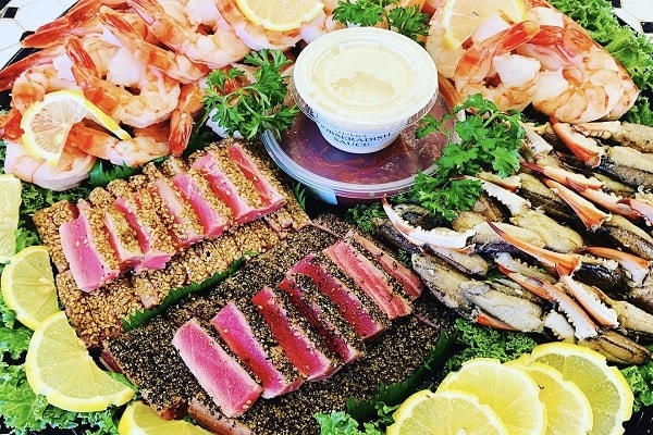 Party Tray at Seafood USA